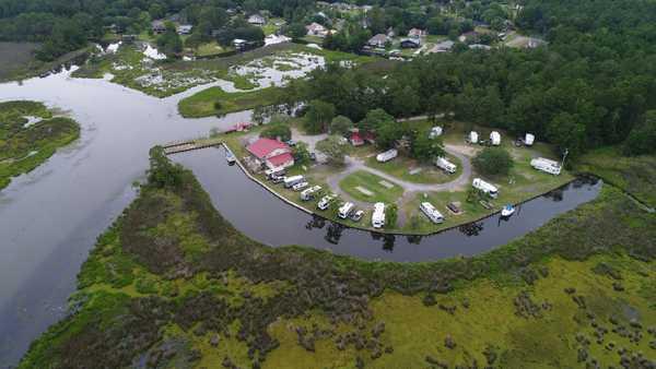 Sioux Bayou Landing RV Resort