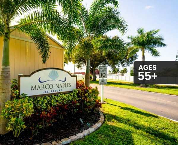 Marco Naples RV Resort (Age Restricted 55+)