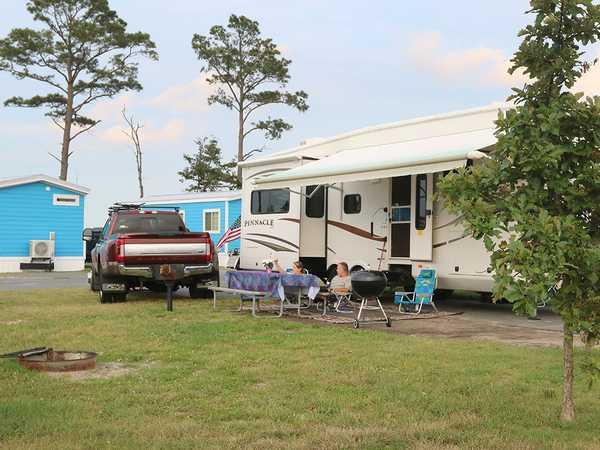 Landing Club RV Site