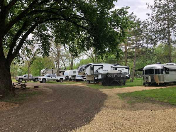 Lake Road Campground