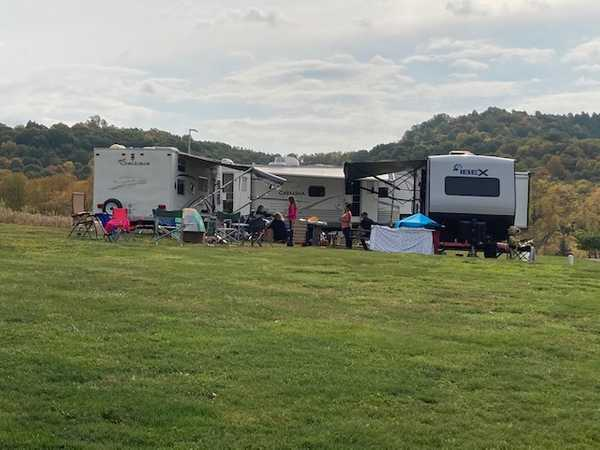 Group Camping RV Site