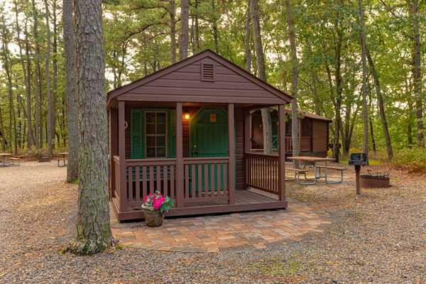 Small Cabin Rental D