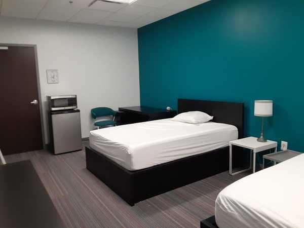 Leadership Center Hotel Style Room