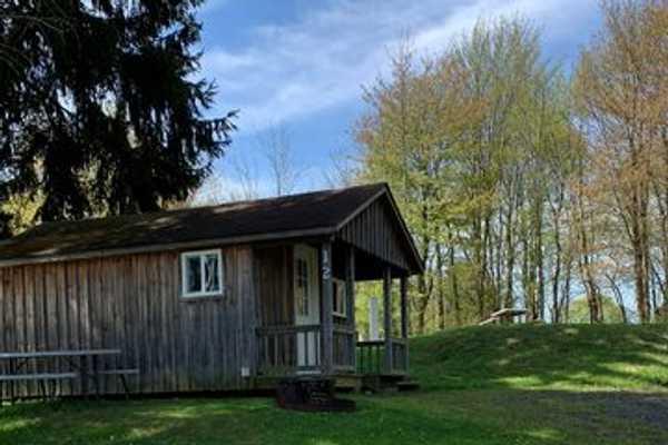 Rustic Plus Cabin