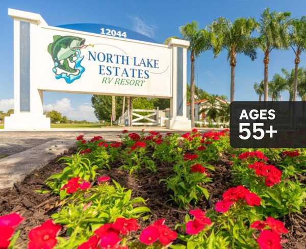 North Lake Estates RV Resort (Age Restricted 55+)