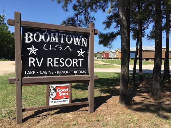 Boomtown USA RV Resort