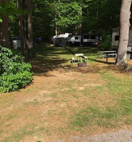 30 Amp RV Site Water and electric only