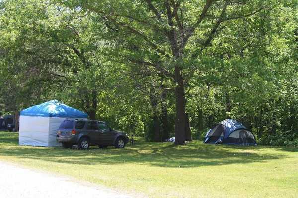 Tent - No Electric