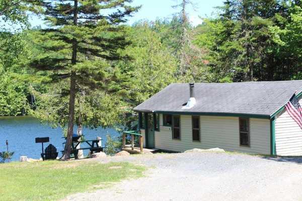 Rum Pond Lodge