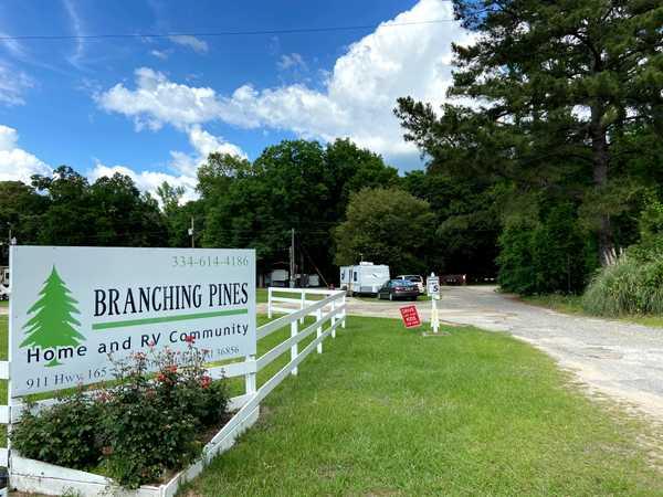 Branching Pines RV Park