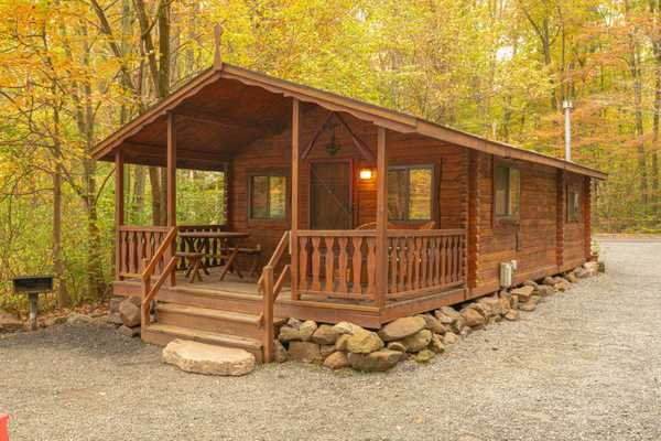 Lakeview Cabin (No Pets Allowed)