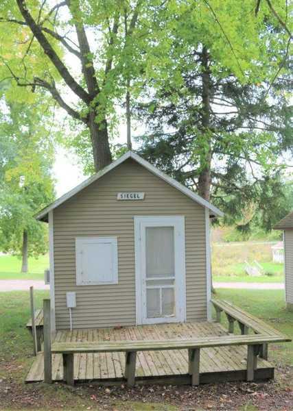 Siegel Cabin