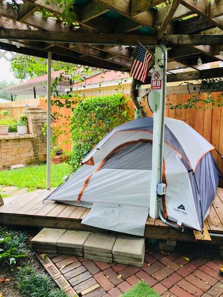 Glamping Tent Site