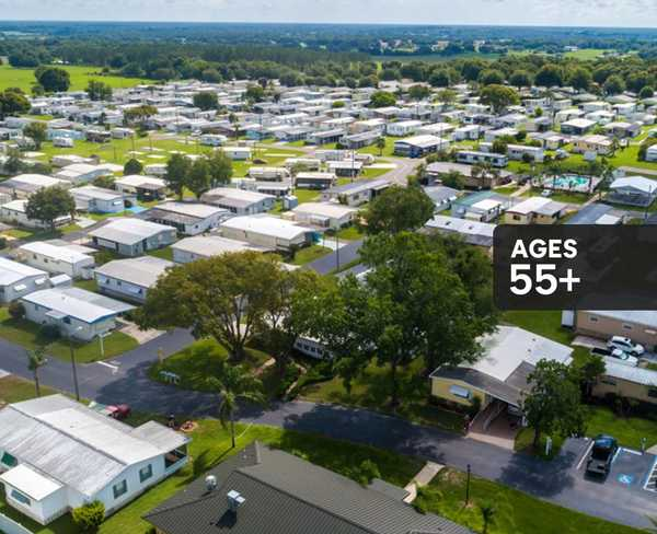 Blue Jay MH & RV Resort (Age Restricted 55+)