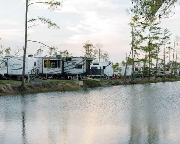 Lagoon Deck RV Site