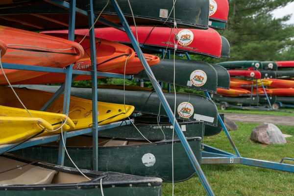 Turkey Run Canoe & Camping