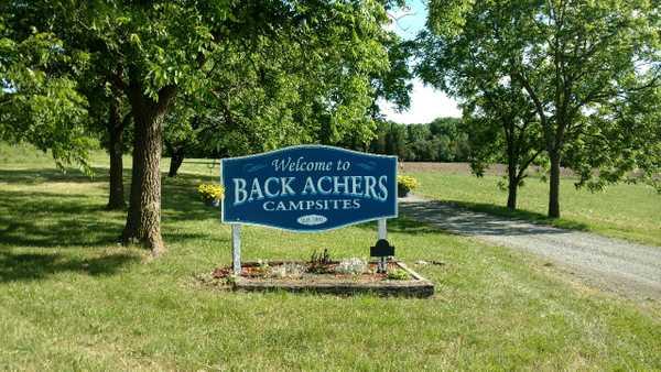 Back-Achers Campsites