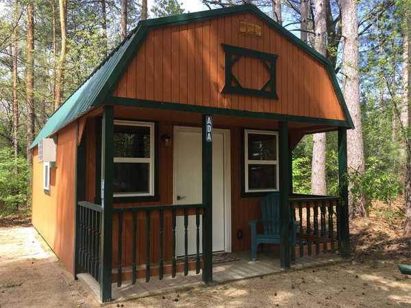 ADA Deluxe Cabin