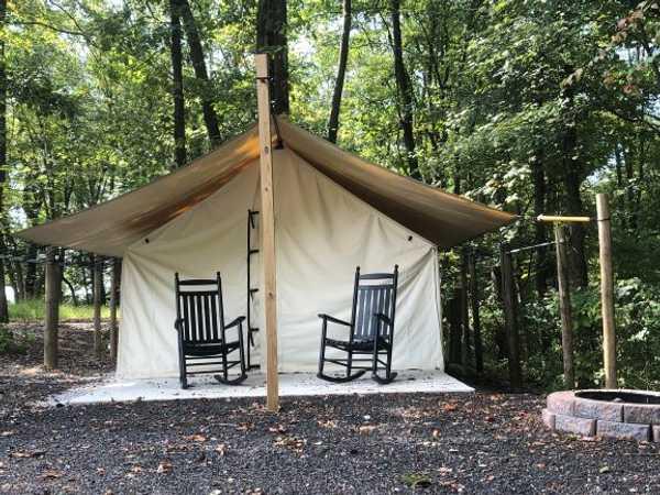 Luxury Tent (2 BDRM)