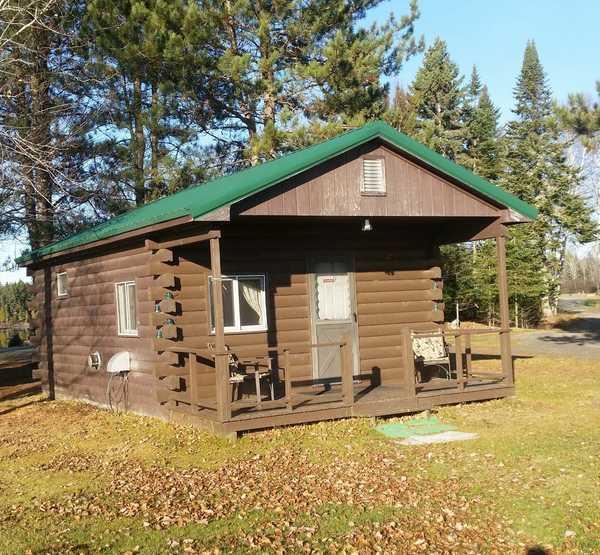 Streamsite Cabin
