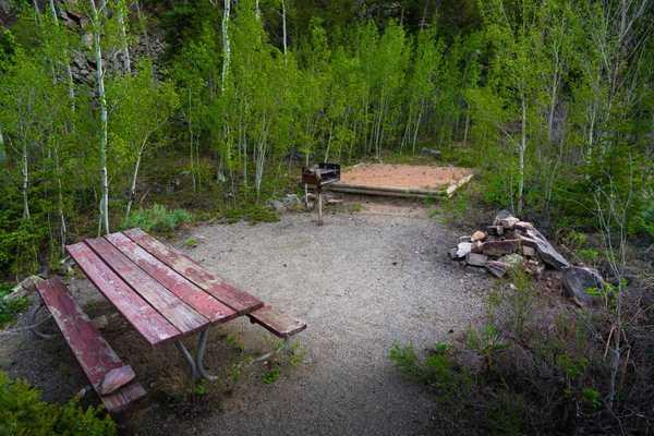 Small Walk-In Tent Site