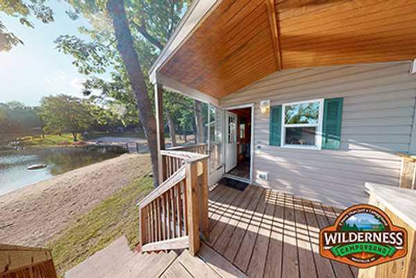 Bonnie Lake Beachside Cabin I