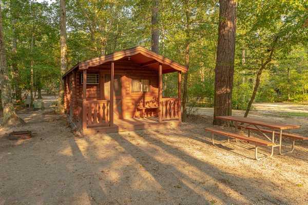 Rustic Cabin 2 Rooms