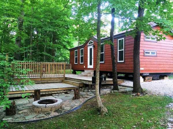 Yogi Bear Cabin