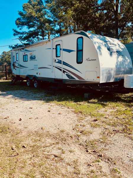 Furnished Large Camper