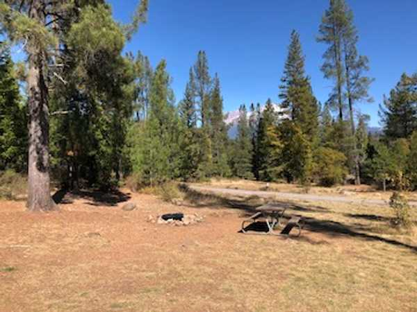 Campsite for up to 8