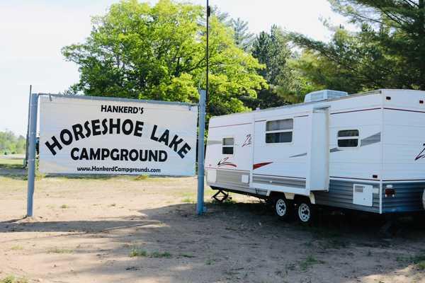 Hankerd's Horseshoe Lake Campground