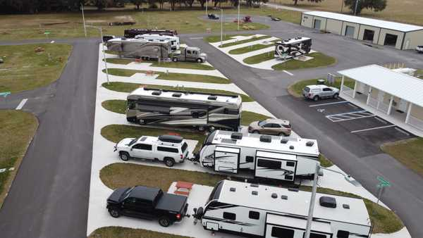 Oak Alley RV Resort