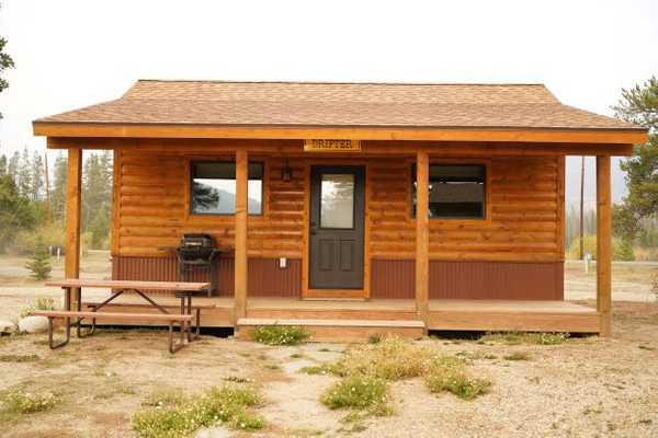 Drifter Camper Cabin