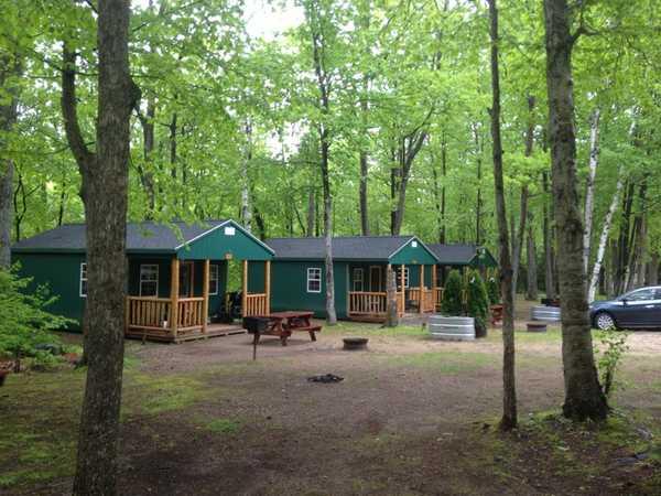 Cabin 1/2 Bath 66, 67, 68
