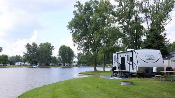 Haas Lake Park RV Campground