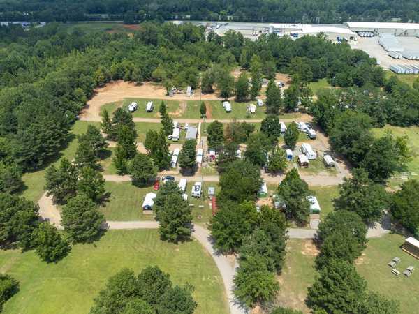 Talladega Pit Stop RV Park & Campground