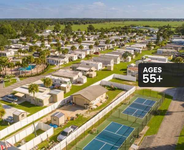 Shell Creek RV Resort (Age Restricted 55+)