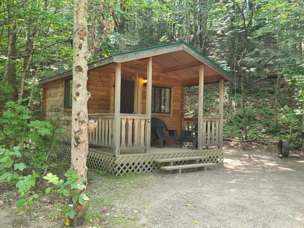 Wooded - One Room Cabin
