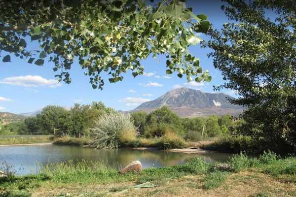 Pond Camping