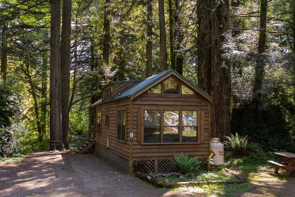 The Ramblin' Redwoods Campground and RV Park