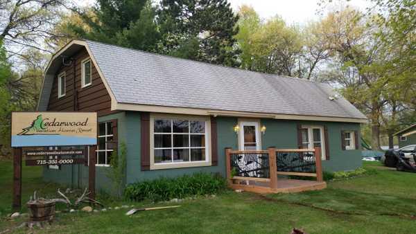 Cedarwood Vacation Homes Resort