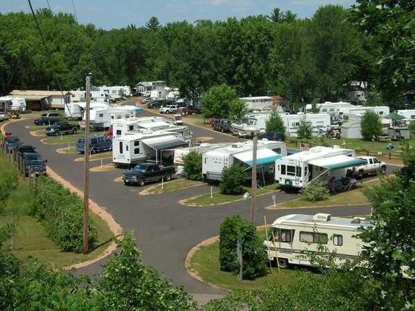 O'Neil Creek Campground