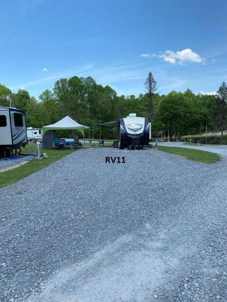 RV Site Full Hook-Up
