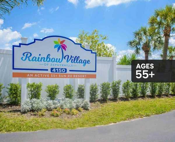 Rainbow Village of Zephyrhills RV Resort (Age Restricted 55+)