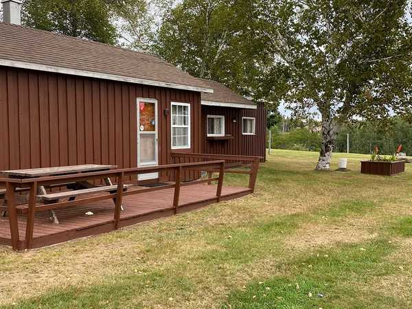 Two Bedroom Cabin