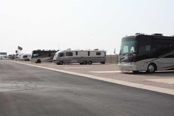 Plus 55 Park - Large RV Site