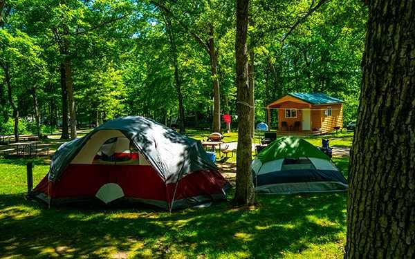 Tent 20 Amp W/E