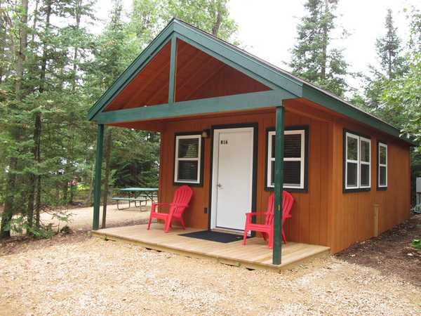 Deluxe Cabin Style 2