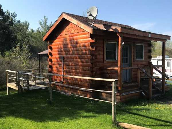 3 Person Cabin