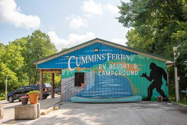 Cummins Ferry RV Resort and Marina